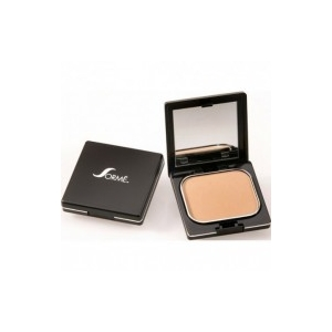 SORME Kompaktinė pudra - Believable Finish Foundation Soft Ivory