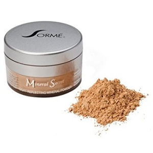 "SORME Mineralinė biri pudra - Mineral Secrets Powder ""Medium"""
